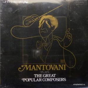 Mantovani - Mantovani Plays The Great Popular Composers
