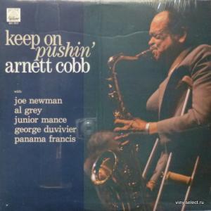 Arnett Cobb - Keep On Pushin'