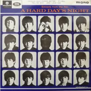 Beatles,The - Extracts From The Film A Hard Day's Night