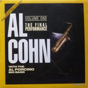 Al Cohn - The Final Performance Volume One (feat. Al Porcino Big Band)