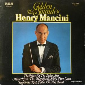 Henry Mancini And His Orchestra - The Golden Sound Of Henry Mancini