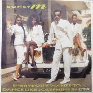 Boney M - Everybody Wants To Dance Like Josephine Baker