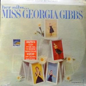 Georgia Gibbs - Her Nibs...Miss Georgia Gibbs