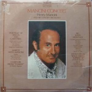 Henry Mancini And His Orchestra - Mancini Concert