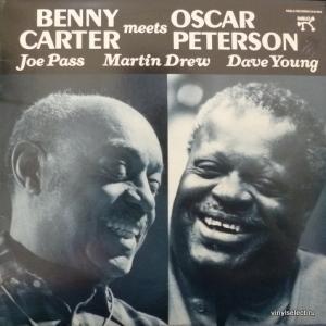 Benny Carter & Oscar Peterson - Benny Carter Meets Oscar Peterson