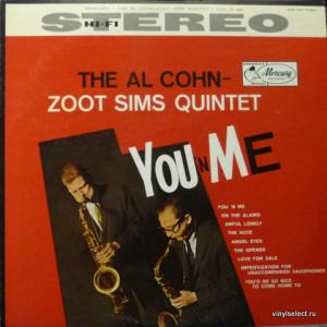 Al Cohn - You 'N Me - Al Cohn - Zoot Sims Quintet