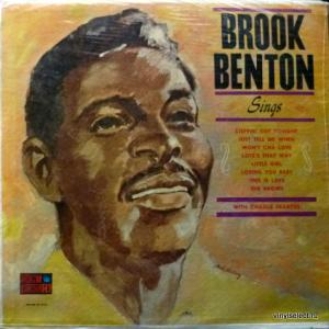 Brook Benton - Brook Benton Sings Vol. 2 (With Charlie Frances)
