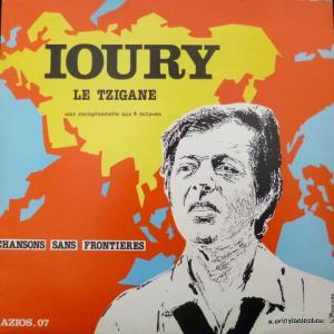 Ioury Azios-Manoff (Юрий Азиосманов) - Chansons Sans Frontieres - Le Tzigane