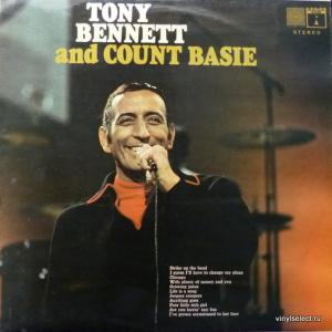 Tony Bennett & Count Basie - Tony Bennett And Count Basie