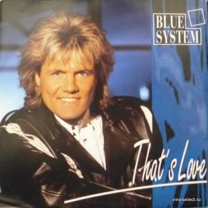 Blue System - That's Love