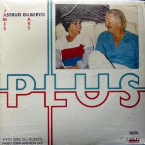 James Last & Astrud Gilberto - Astrud Gilberto Plus the James Last Orchestra (feat. Paolo Jobim & Ron Last)