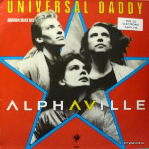 Alphaville - Universal Daddy (Aquarian Dance Mix)