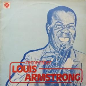 Louis Armstrong - Remember Louis Armstrong