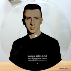 Marc Almond - The Desperate Hours (Clear Picture Vinyl)