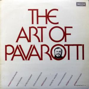 Luciano Pavarotti - The Art Of Pavarotti