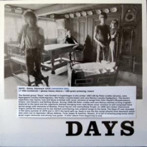 Days - Days