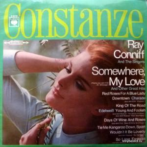 Ray Conniff And The Singers - Somewhere My Love