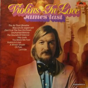 James Last - Violins In Love