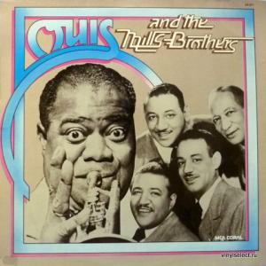 Louis Armstrong - Louis And The Mills Brothers