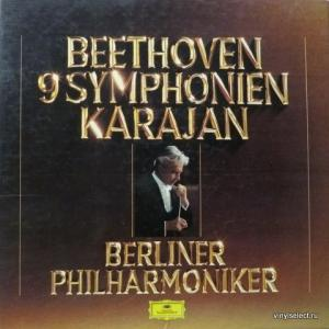 Ludwig van Beethoven - 9 Symphonien (feat. Herbert von Karajan & Berliner Philharmoniker)