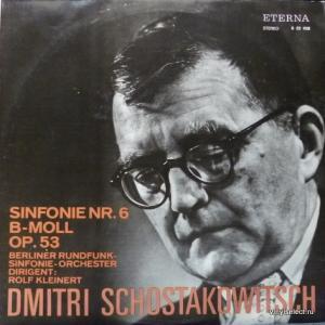 Dmitri Shostakovich (Дмитрий Шостакович) - Sinfonie Nr.6 B-Moll Op.53 (Berliner Rundfunk-Sinfonie-Orchester & Rolf Kleinert)