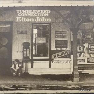 Elton John - Tumbleweed Connection