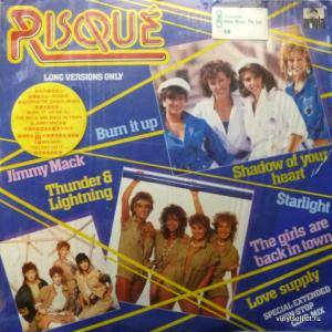 Risque (ex-Doris D And The Pins) - Special Extended Non-Stop Club Mix