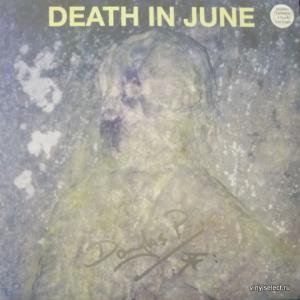 Death In June - Take Care And Control (Grey Vinyl) (*Autographed)