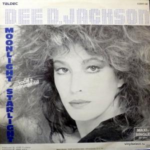 Dee D.Jackson - Moonlight Starlight (Green Vinyl)