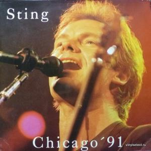 Sting - Chicago '91