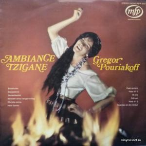 Gregor Pouriakoff - Ambiance Tzigane