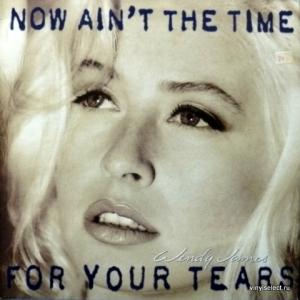 Wendy James (ex-Transvision Vamp) - Now Ain't The Time For Your Tears