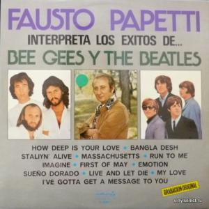 Fausto Papetti - Interpreta Los Exitos De...Bee Gees Y The Beatles