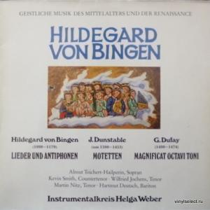 Hildegard von Bingen / J. Dunstable / G. Dufay - Geistliche Musik Des Mittelalters Und Der Renaissance