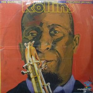 Sonny Rollins - The Quartets (feat. Jim Hall)