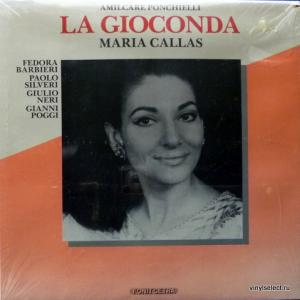 Maria Callas - Amilcare Ponchielli - La Gioconda