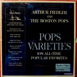 Arthur Fiedler - Pops Varieties (feat. Boston Pops)