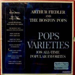 Arthur Fiedler - Pops Varieties (feat. Boston Pops)