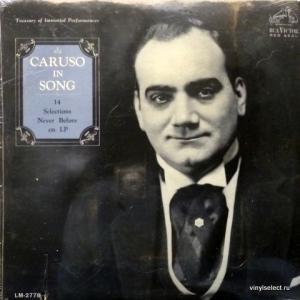 Enrico Caruso - Caruso In Song