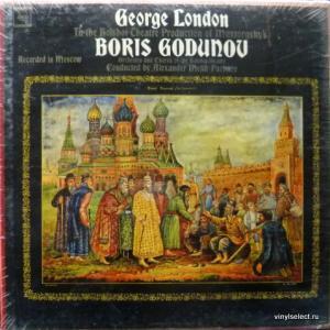 Modest Mussorgsky (Модест Мусоргский) - Boris Godunov (feat. George London & Bolshoi Theatre Orchestra)