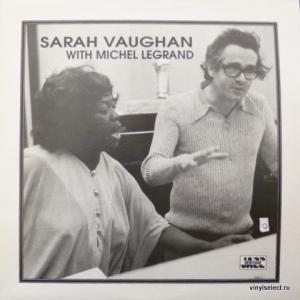 Sarah Vaughan - Sarah Vaughan With Michel Legrand