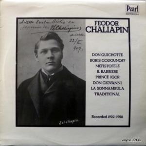 Федор Шаляпин (Feodor Schaljapin) - Feodor Chaliapin