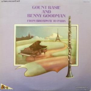 Count Basie And Benny Goodman - From Broadway To Paris