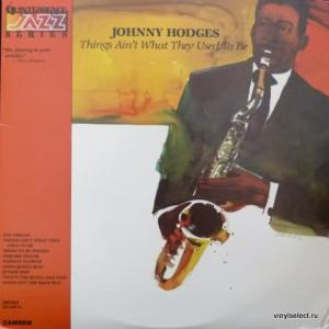 Johnny Hodges - Things Ain't What They Used To Be (feat. Duke Ellington Orchestra)