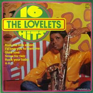 Lovelets,The - 16 Hits With The Lovelets
