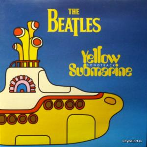 Beatles,The - Yellow Submarine Songtrack