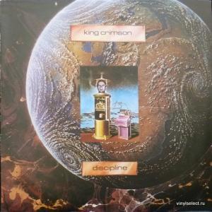 King Crimson - Discipline - Live