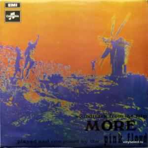 Pink Floyd - Soundtrack From The Film ''More''