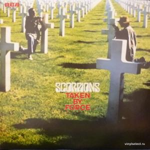 Scorpions - Taken By Force (Uncensored Cover)