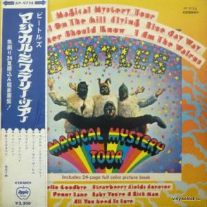 Beatles,The - Magical Mystery Tour (Red Vinyl)